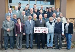 Slavnostní schůze k 85. výročí